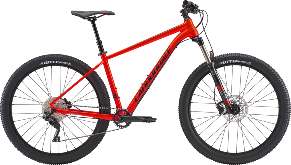 Cannondale Cujo 1 Mountain Bike Acid Red