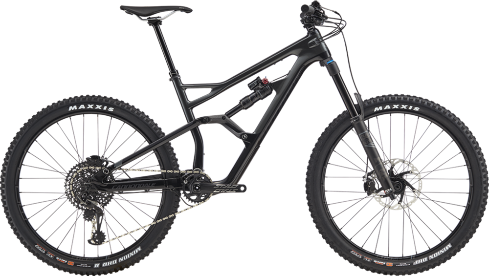 Cannondale Jekyll 275 2