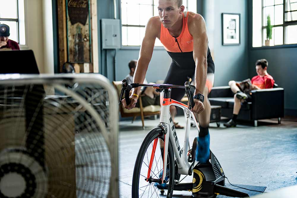 Cycle ops trainer
