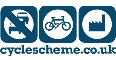 Cycle to Work Page Cyclescheme Logo