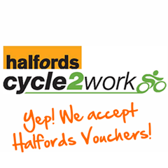 Cycle to Work Page Halfords Logo