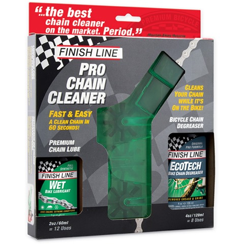 Finish line pro chain cleaner kit (1)