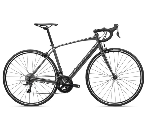 Orbea 2021 Avant H50 Road Bike in Graphite and Black (1)