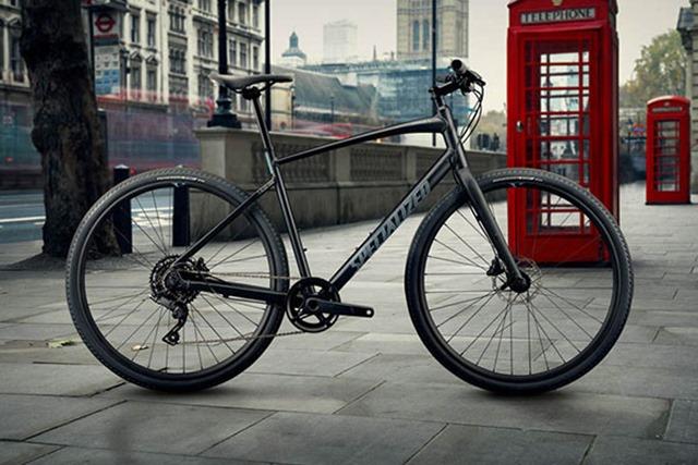 Specialized Sirrus X London 2