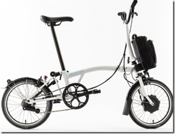 Brompton Electric Launches Pre-Order