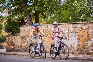 Comfort-Cycling-eBike