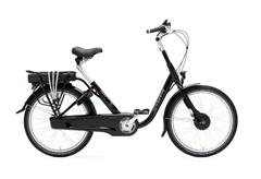 Gazelle Balance HFP Extra Low Step Through Electric Bike Black