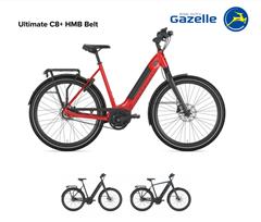 Gazelle-Ultimate C8  HMB Belt