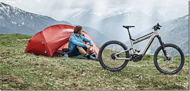Riese and Muller SuperDelite man mountains touring ebike 2