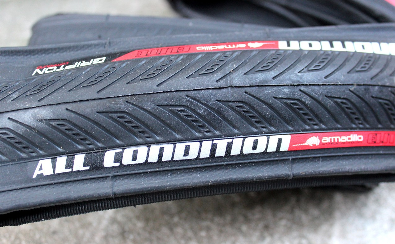 Specialized All Condition Armadillo Elite tyre - review (Pic: George Scott/Colin Henrys)