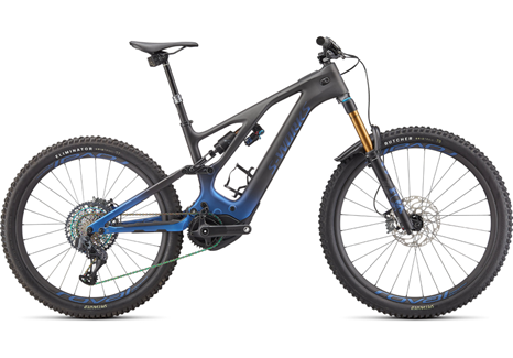 2022 S-Works Turbo Levo E-MTB Carbon in Blue Ghost