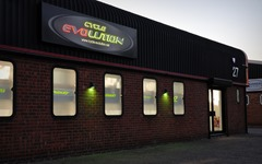 Cycle Evolution Colchester Store