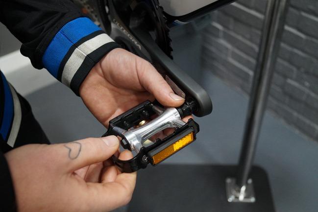 Pedal attach 1
