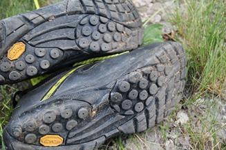 Decent footwear