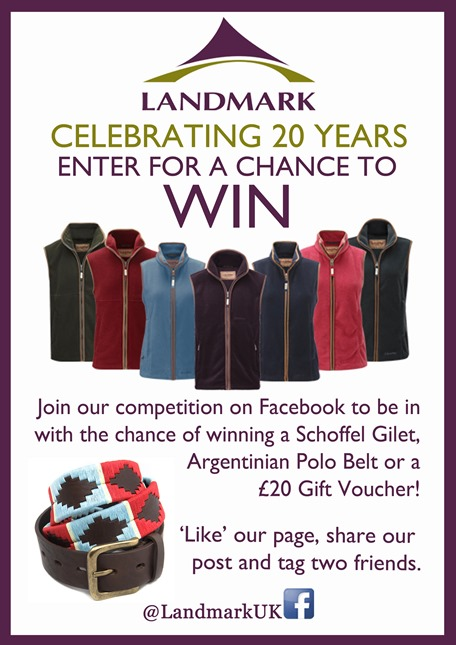 Final1 Til Schoffel Gilet Competition Poster