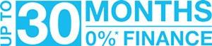 30 months finance blue