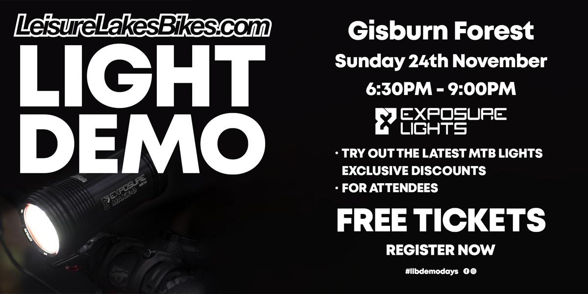 Gisburn Light Demo 2019 fb banner 2160x1080