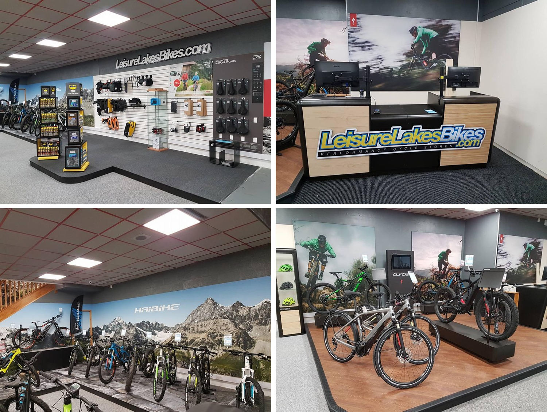 Now Open Leisure Lakes E Bikes Bury Leisure Lakes Bikes