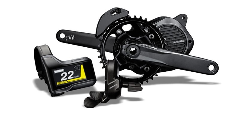 Shimano STePS eBike Systems | Leisure Lakes Bikes