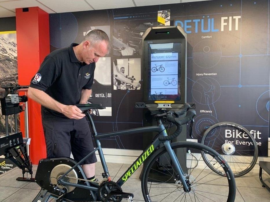 retul bikefit