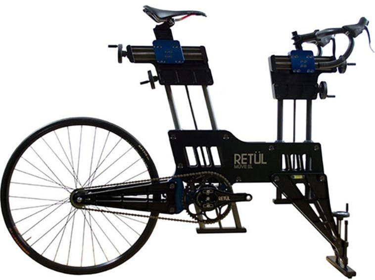 retul sl bike at mcconvey cycles