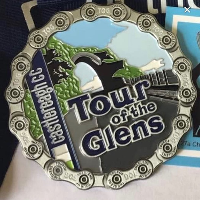 tour of the glens mcconvey cycles