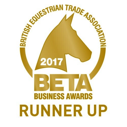 rb equestrian awarded runner up in beta  seib u2019s large