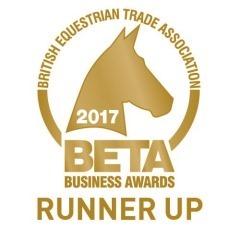 BETA Businesss Awards 2017 Runner up