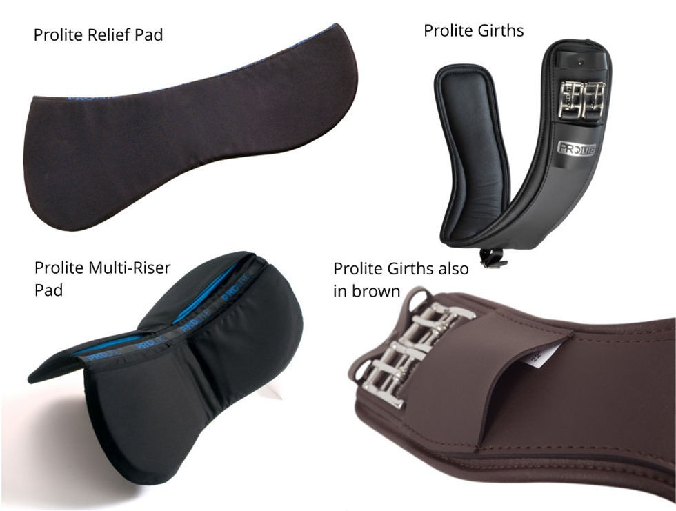 Prolite products at RB Equestrian