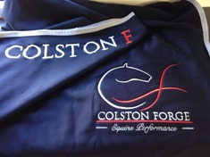 Embroidery - Colston Forge