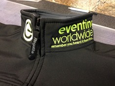 Embroidery - Eventing Worldwide