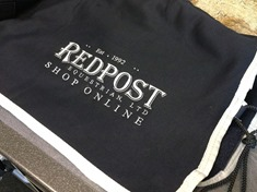 Embroidery - Redpost