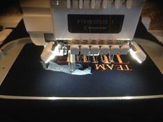 Embroidery - Team Tuff