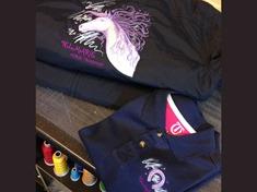 Embroidery - Telmarie Horse Transport