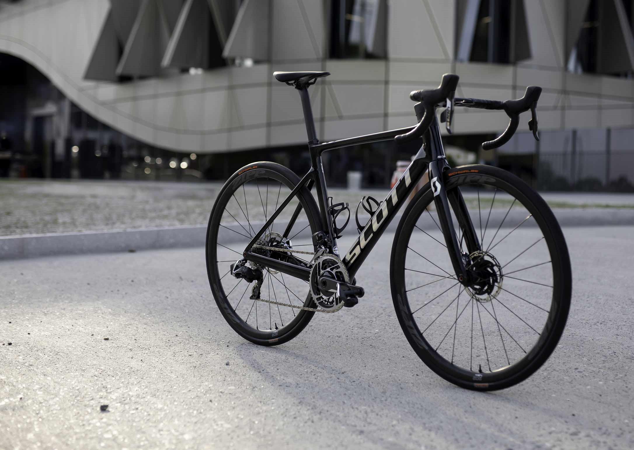 New Scott Addict RC Road Bike