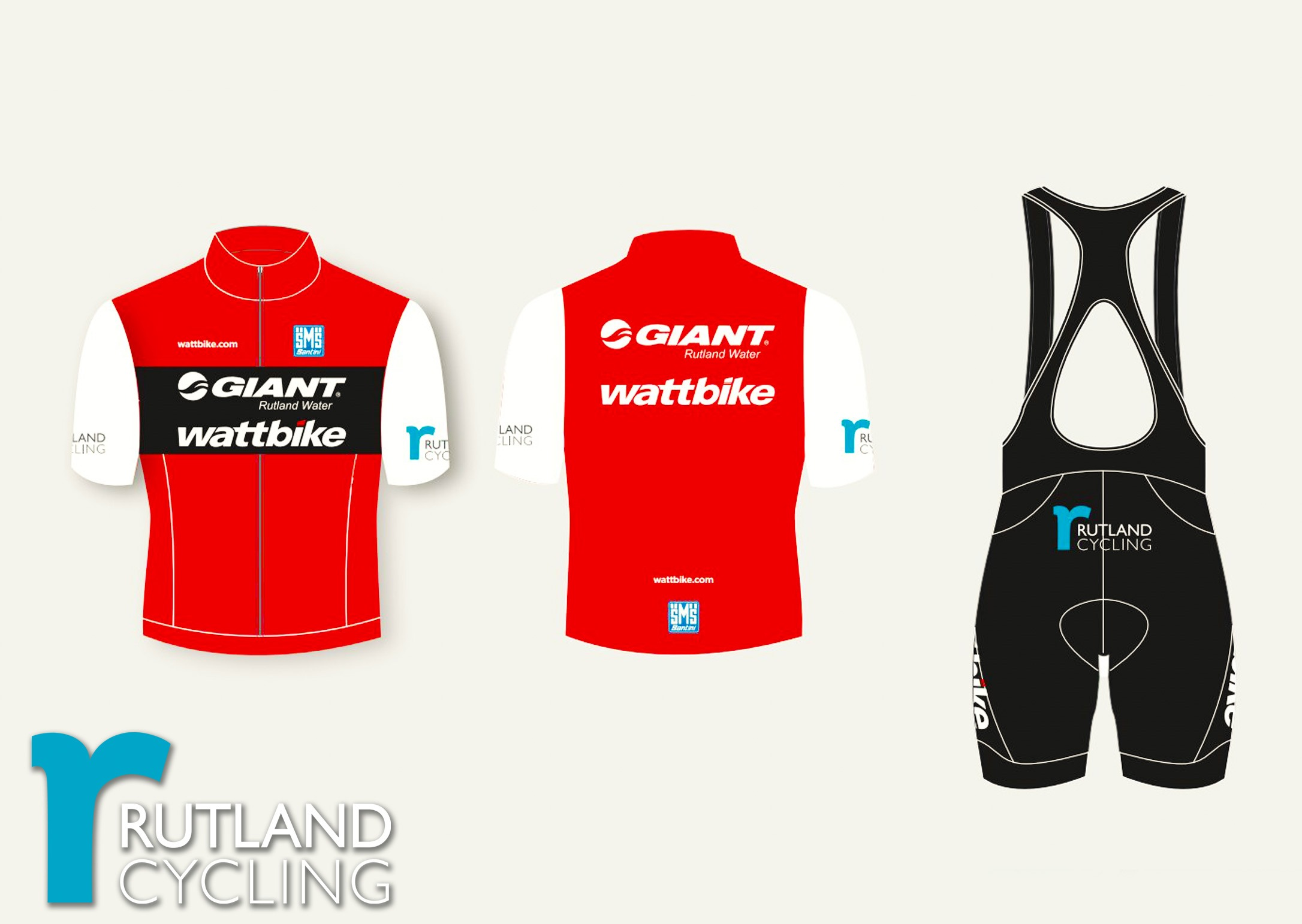Giant Store Rutland Wattbike Team Kit