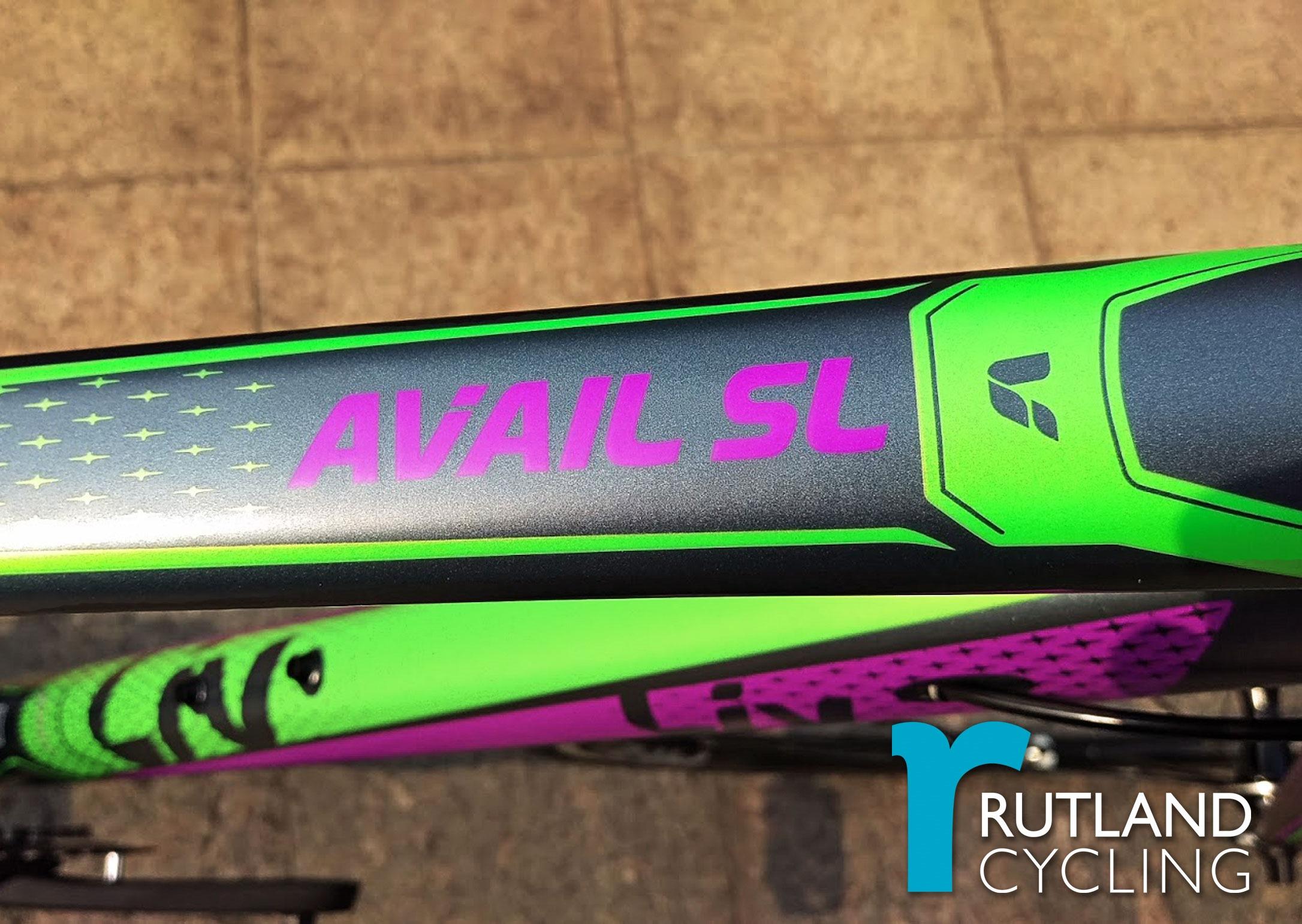 Review: Liv Avail SL 1 | Rutland Cycling