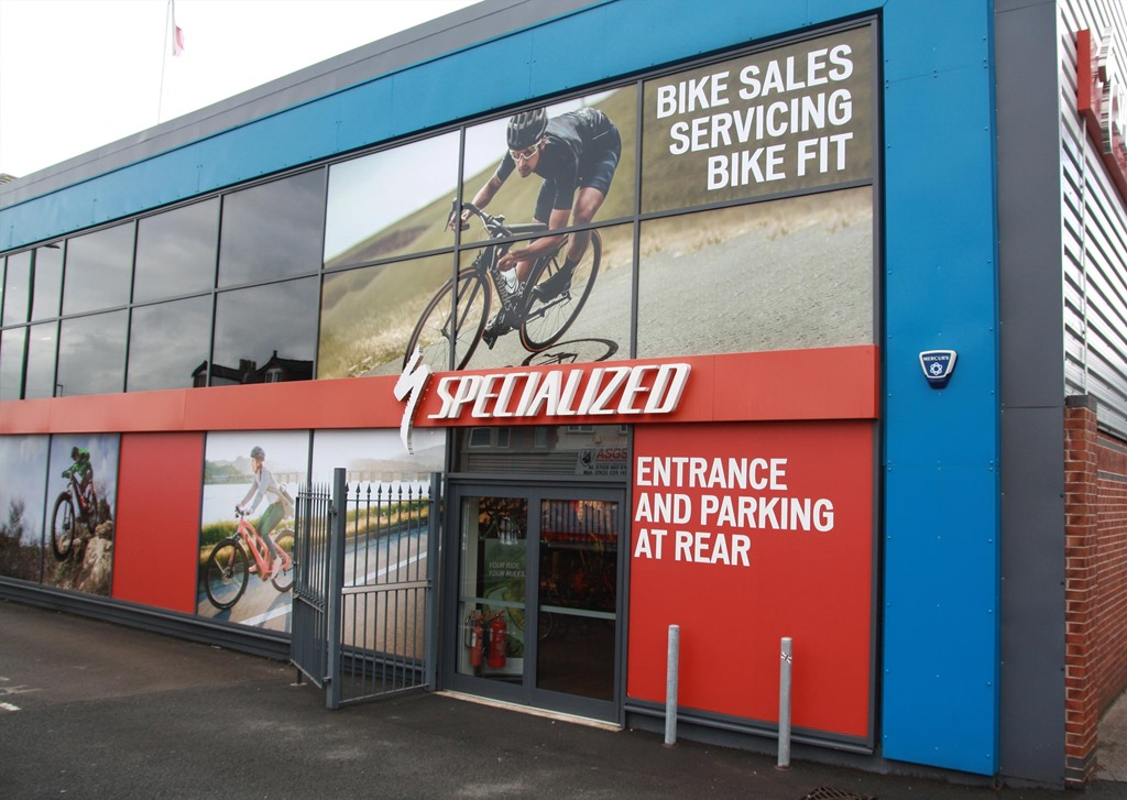 Bike Shop Nottingham >> Rutland Cycling Takes Over Specialized Concept Store Nottingham