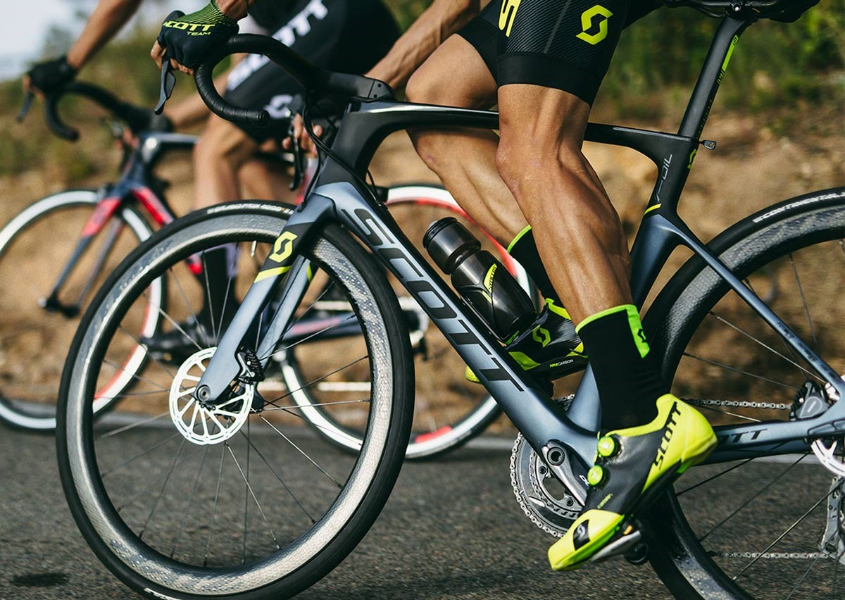 New Scott Foil Disc 2018 8 Things You Need To Know Rutland Cycling