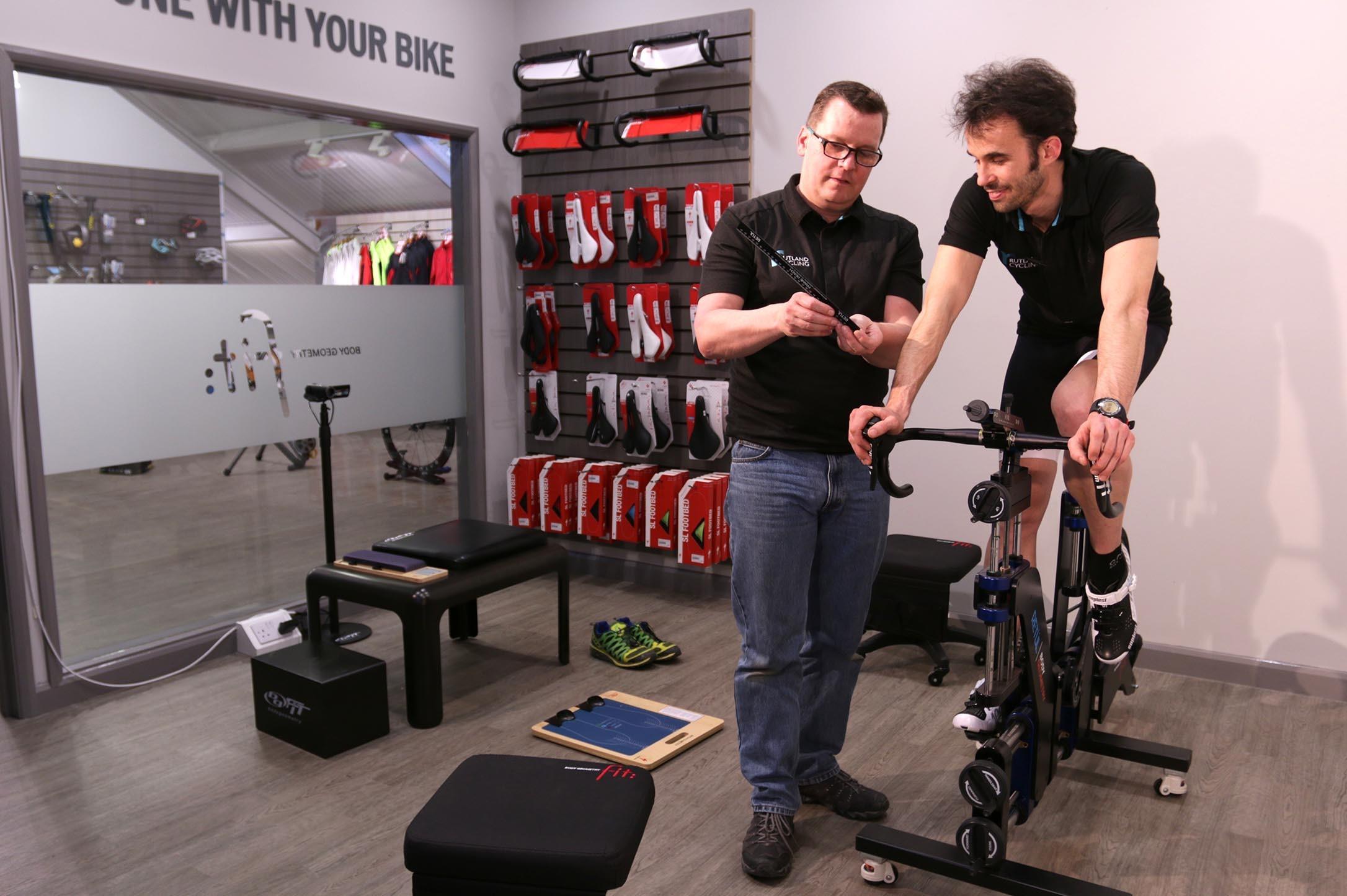 Body Geometry Bike Fit Offer