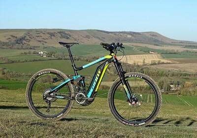 e bike review giant 1