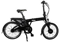 Ebco LSF-40 Folding Bike