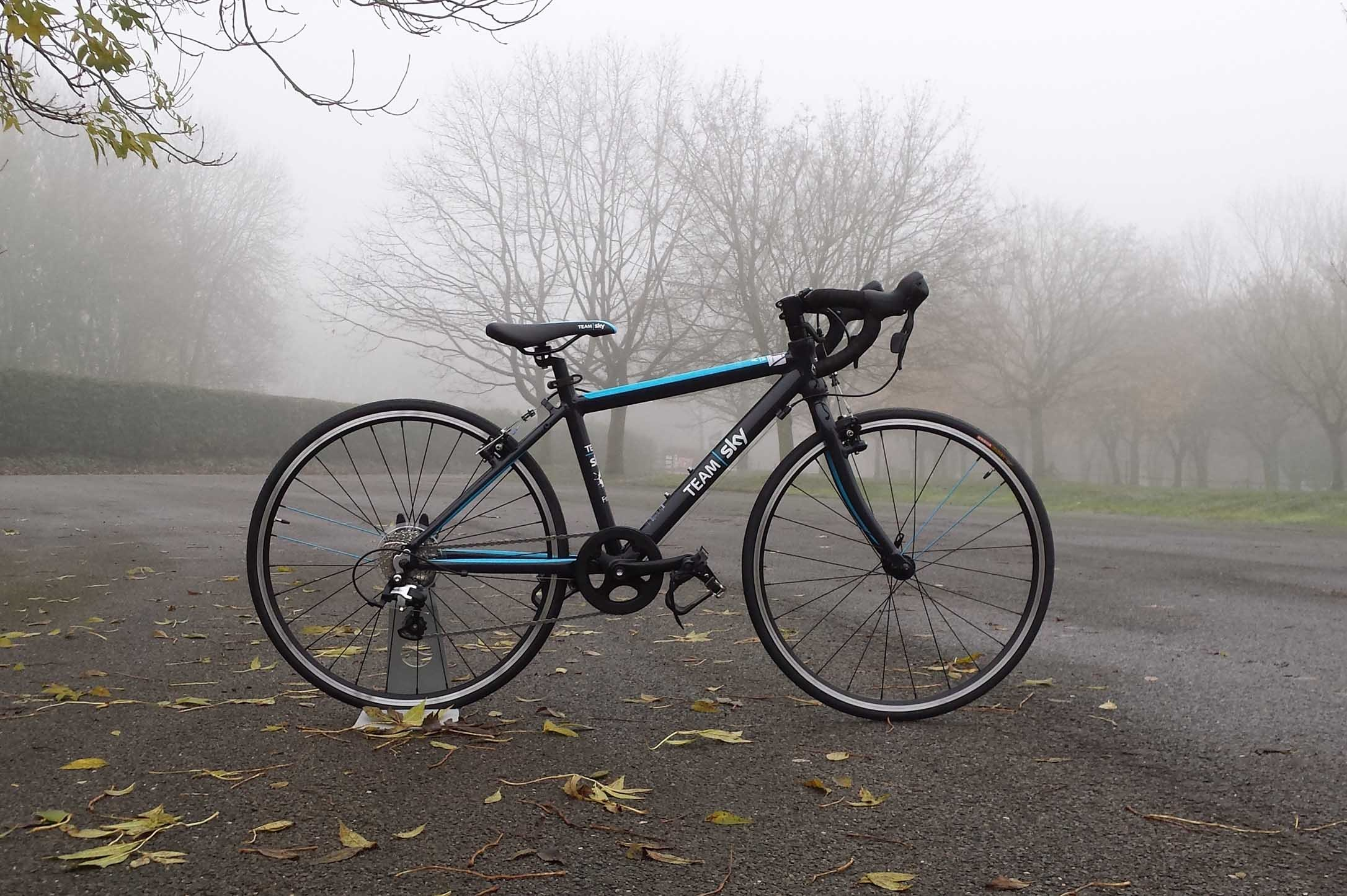 Win a Frog Team Sky Road Bike