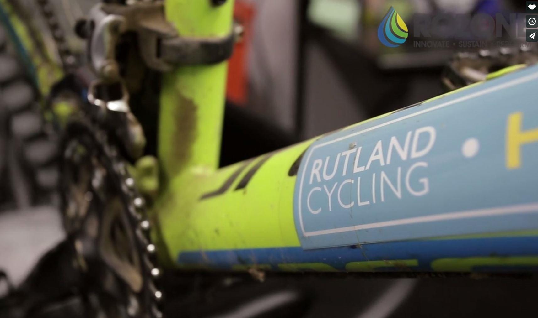 Rozone Smartwasher at Rutland Cycling