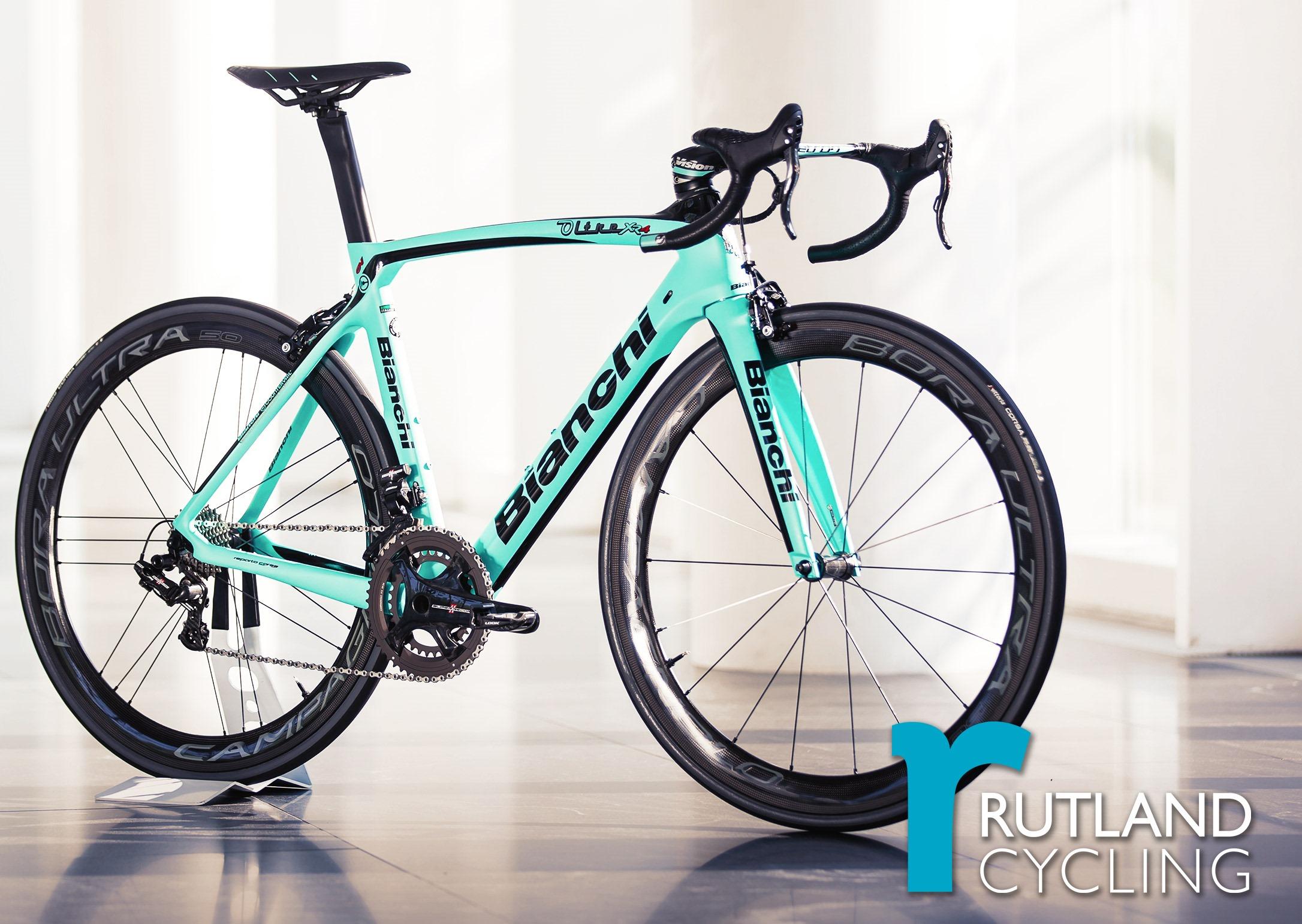 First Ride: New 2017 Bianchi Oltre XR4 CV | Rutland Cycling
