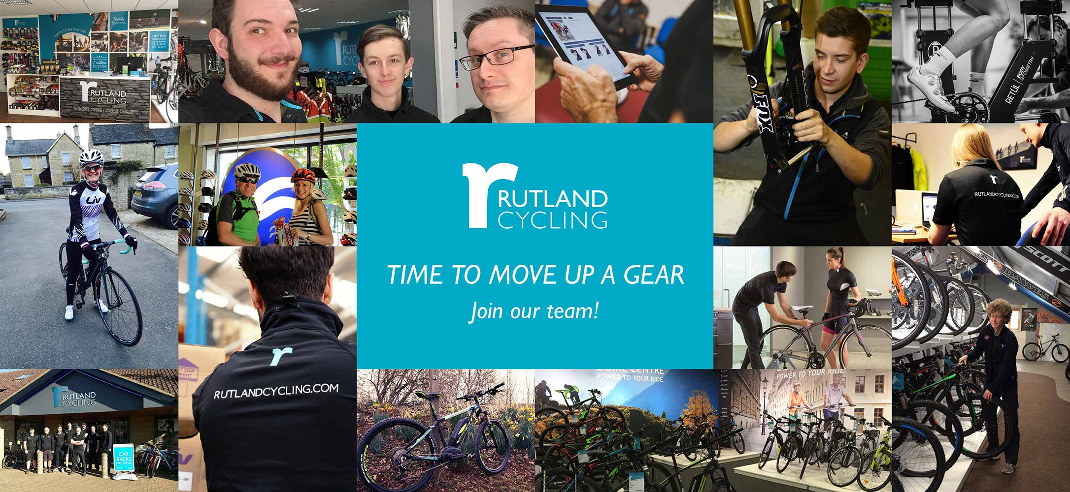 Careers at Rutland Cycling