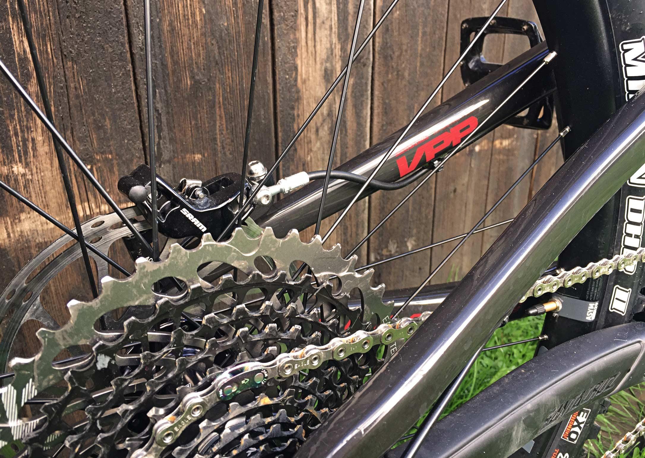 75e37e7a7c3 Reviewed: Santa Cruz Bronson CC X01 2018   Rutland Cycling