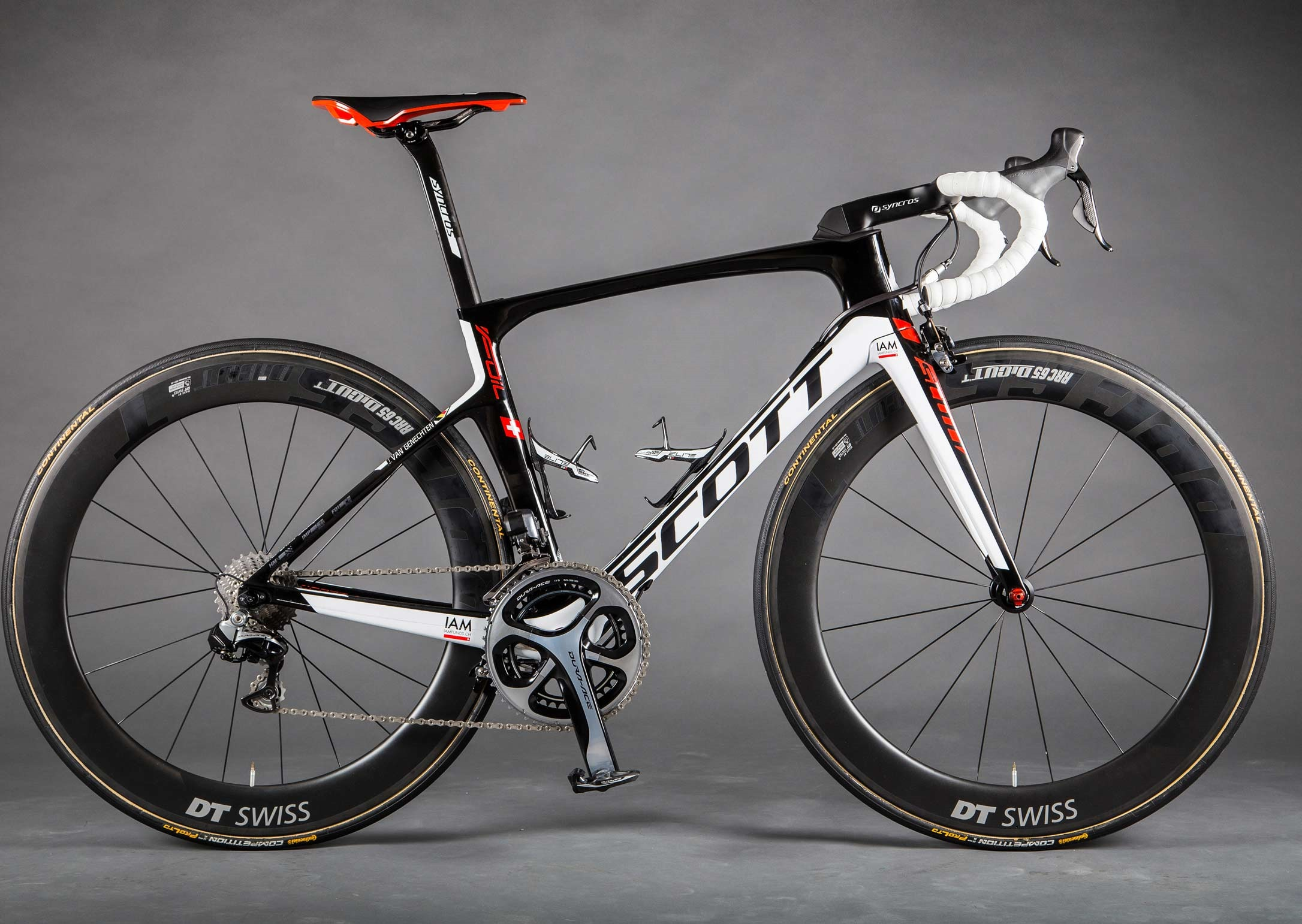 Scott Foil IAM Cycling Team Issue Bike