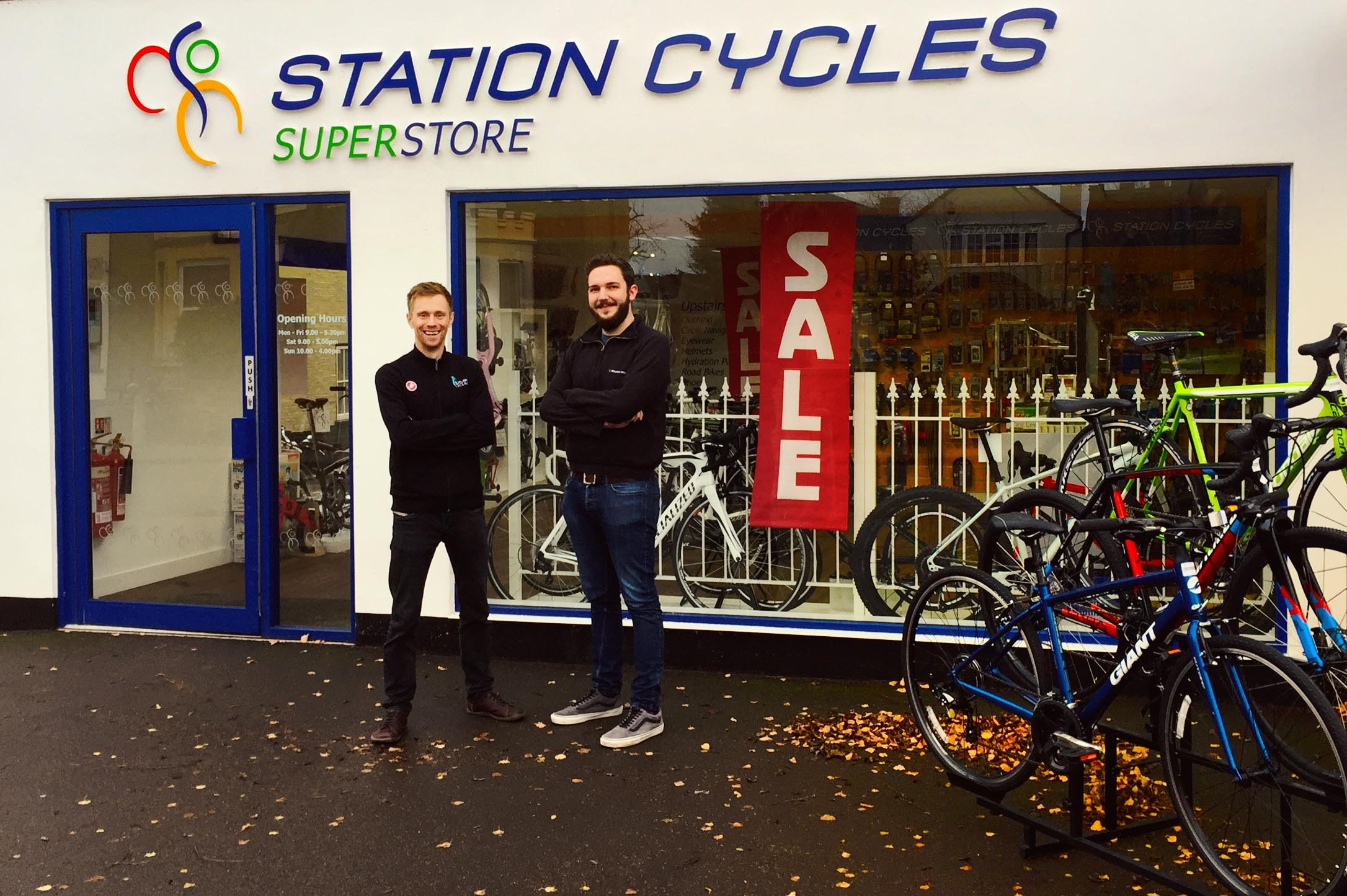 Rutland Cycling takes over Station Cycles Cambridge