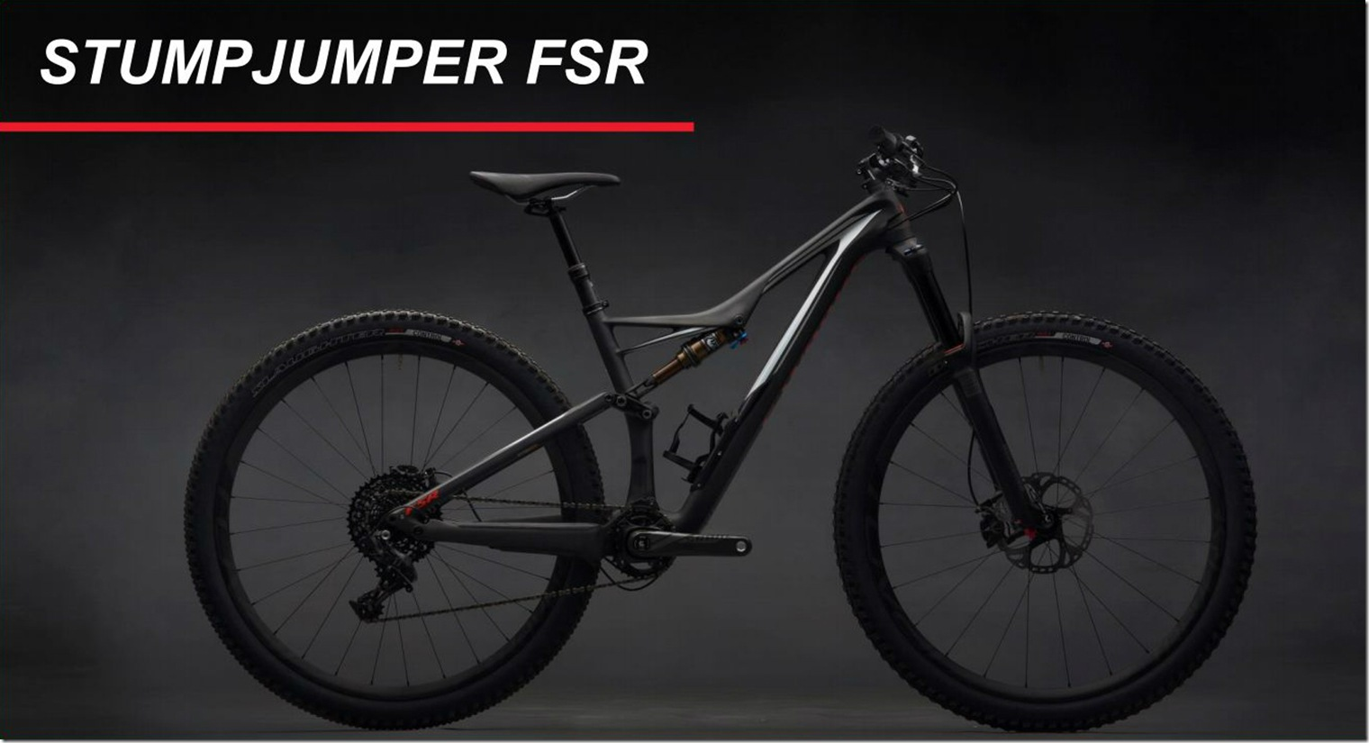 New 2016 Specialized Stumpjumper FSR